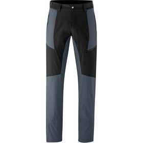 Maier Sports Kerid Mix Pants Men, black/ombre blue